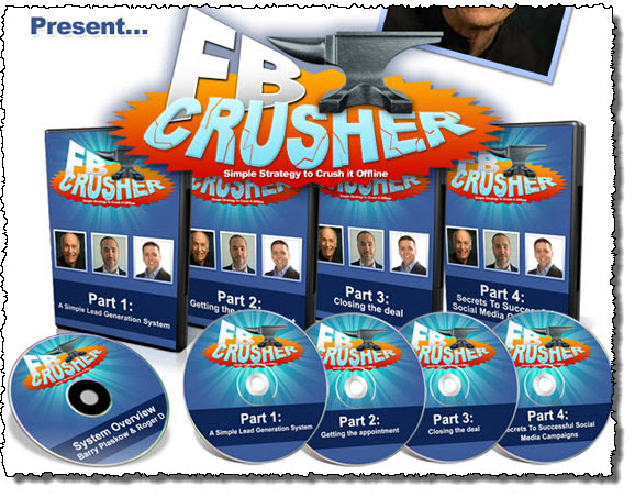 Product Review - Facebook Crusher
